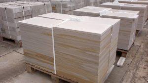 fassadenplatten sandstein 2 cm